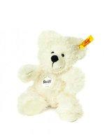 Steiff 111365 Lotte Teddybär - 18 cm, weiß