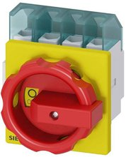 Bosch Haupt-/Not-Aus-Schalter 3LD2203-1TL53