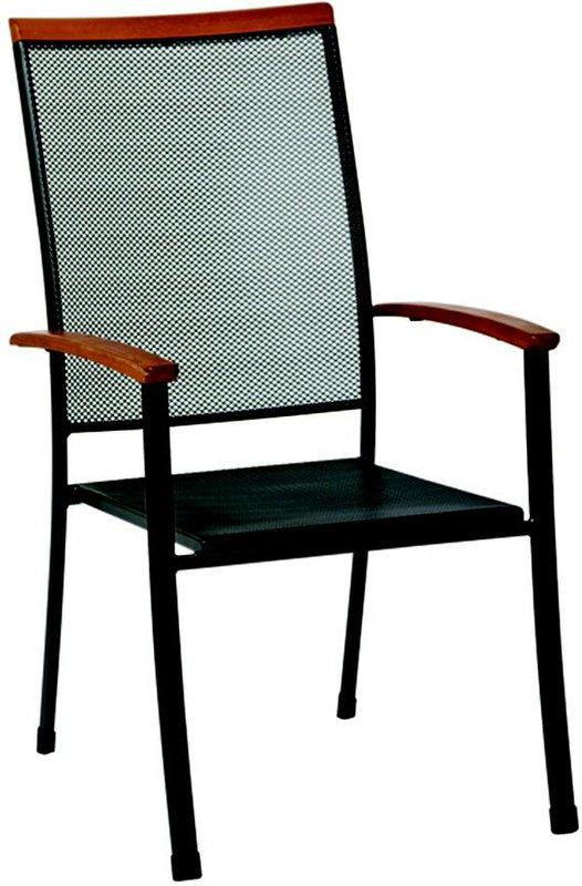 siena garden materia stapelsessel streckmetall preisvergleich ab 99 90. Black Bedroom Furniture Sets. Home Design Ideas