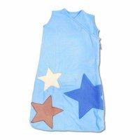 Baby Boum Frottee-Schlafsack Star 0 - 9 Monate