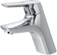 Ideal Standard CeraMix Blue Waschtischarmatur ohne Ablaufgarnitur (Chrom, A5647AA)