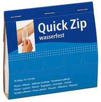 Hartmann Quick Zip Wasserfest (45 Stk.)
