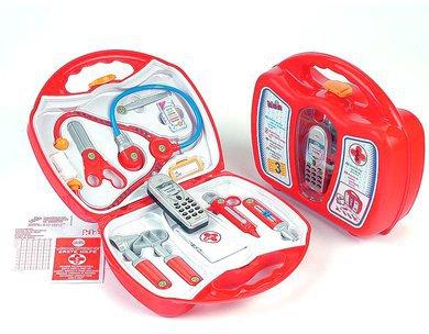 Arztkoffer mit Handy