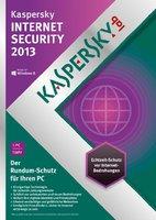 Kaspersky Internet Security 2013 (3 User) (1 Jahr)