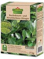 Florissa Speziadünger für Buchsbaum und Kirschlobeer 2 kg