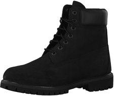 Timberland 6 Inch Premium Boot - Black Nubuck 10073