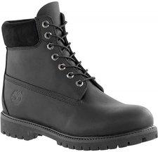 Timberland 6 Inch Premium Boot - Black Smooth 10054