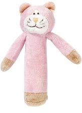 Teddykompaniet Diinglisar Pink Cat Rassel