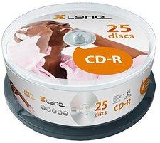 xlyne CD-R 700MB 52x 25er Spindel