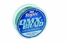Zebco Topic Line OMX Braid Angelschnur 016mm 250m