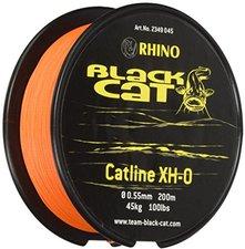 Black Cat Catline XH-O Angelschnur 70kg 250m