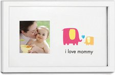 Pearhead Foto-Rahmen I Love Mommy