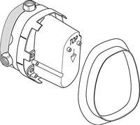 Ideal Standard Unterputz-Bausatz 1 G1/2 für Zentralthermostat (A2354NU)
