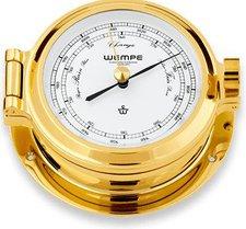 Wempe Barometer Nautik Chrom 120mm