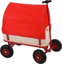 Mendler Bollerwagen mit Sitz - Dach