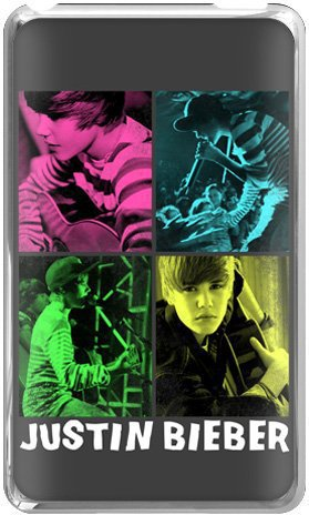 Justin Bieber iPod classic Schutzhülle