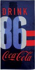 Coca Cola Handtuch