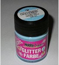 C. Kreul Hobby Line Acryl Glitterfarbe 50 ml glitter-hellblau