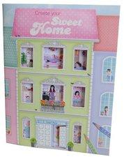 Depesche Malbuch Create Your Sweet Home