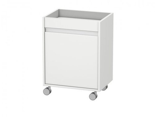Duravit Ketho Rollcontainer (2530L) links