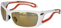 Julbo Pipeline J428-3111 (white orange/zebra antifog photochromic)
