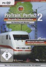 ProTrain Perfect 2: Die große Deutschlandbox - Von Hamburg nach München (PC)