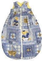 TAVO Tavolinchen Frottierschlafsack Jeansbär 90 cm