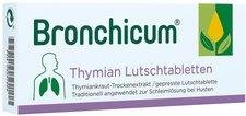 Klosterfrau Bronchicum Thymian Lutschpastillen (20 Stk.) (PZN: 09287865)