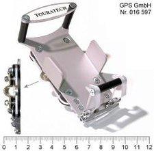Touratech Motorradhalterung für Garmin eTrex-Serie