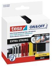 Tesa Klettband extrastark 50mmx100cm (55229-00000-01)