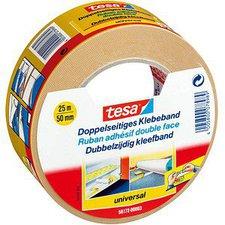 Tesa Klebeband doppelseitig universal 25mx50mm (56172-00003-01)
