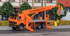 Kibri Mercedes-Benz Kommunal mit Ruthmann Steiger Aufbau