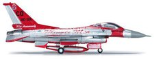 "Herpa USAF Lockheed F-16C Fighting Falcon Colorado ANG 140th FW  ""Minute Men "" (554725)"