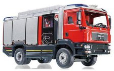 Wiking MAN TGM Feuerwehr AT Rosenbauer (043141)