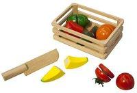 Glow2B Box mit Obst, Gemüse und 1 Messer