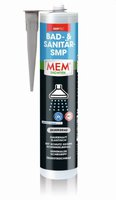 MEM Power-Fuge, silbergrau, 290ml (500533)