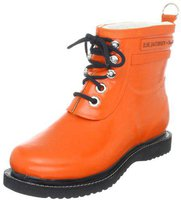 Ilse Jacobsen Short Rubberboot orange