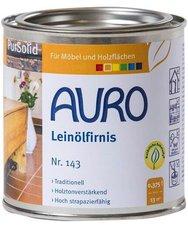 AURO Leinölfirnis 0,375 Liter (Nr. 143)