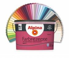Alpina Farben Farbrezepte Wandfarben Zitronenfalter 1 Liter