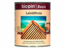 biopin Basis Leinölfirnis, lösemittelfrei 2,5 L