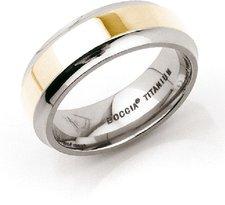 Boccia Titan gold Edelring (01100150)