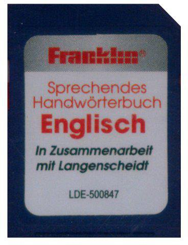 Franklin Bookman LDE-500847