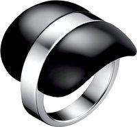Calvin Klein CK Treasure Schwarz Designring (KJ82AR0101)