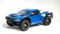LRP Electronic JConcepts - Illuzion-Slash 4x4 SC10 Ford Raptor SVT SCT-R Karosserie (J0090)