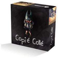 Asyncron Games Copié Collé (französisch)