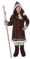 Rubies Kostüm Eskimo Mädchen