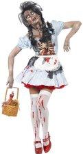 Totkäppchen Halloween Kostüm