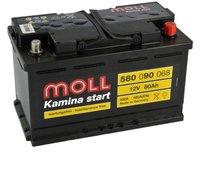 MOLL Kamina Start 12 V 80 Ah (580 045 064)