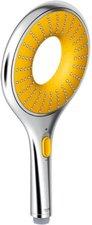 Grohe Rainshower Icon Handbrause mit Durchflusskonstanthalter (Chrom/Gelb, 27446001)