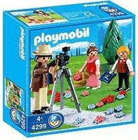 Playmobil 4299 Fotograf mit Blumenkindern